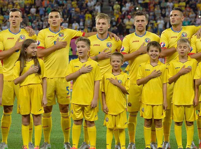 joma new soccer kit for romania in the euro 2016