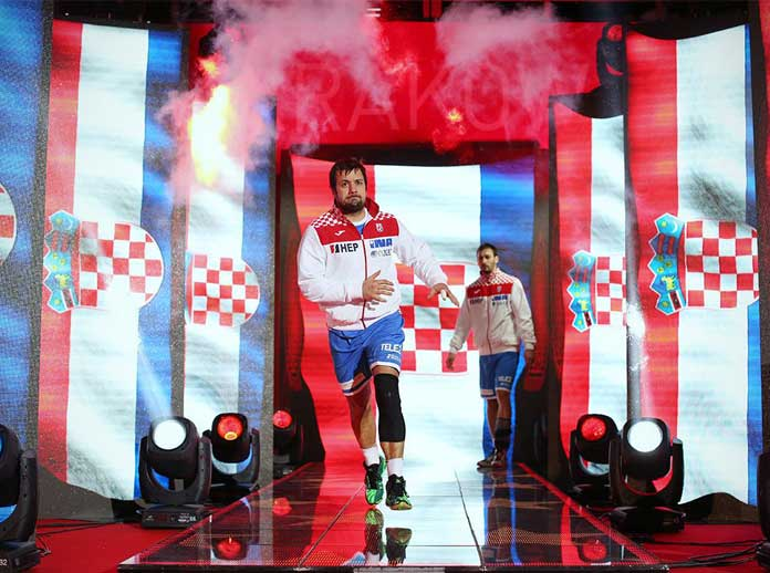 Croatian mens handball team win bronze to qualify for France 2017