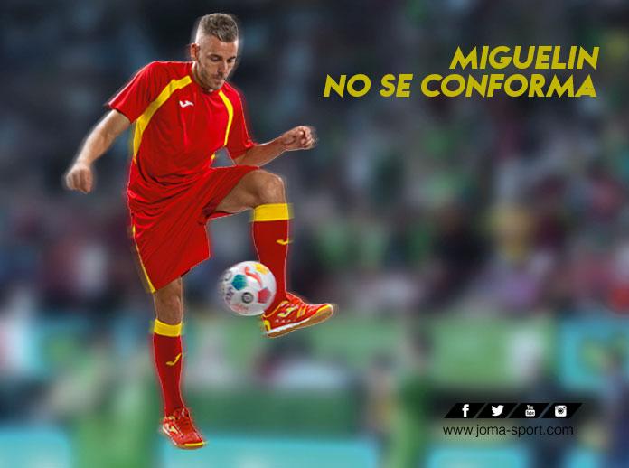 Miguelín se consagra como el mejor jugador de Europa
