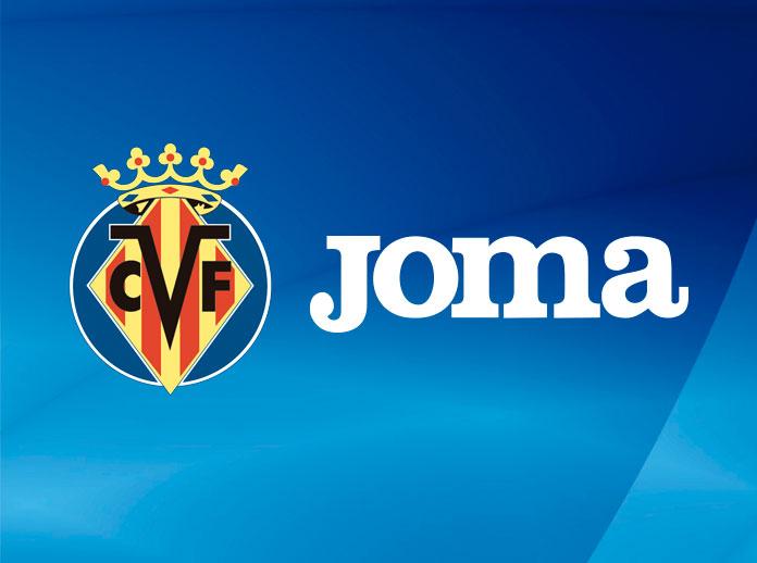 Joma will wear to Villarreal CF