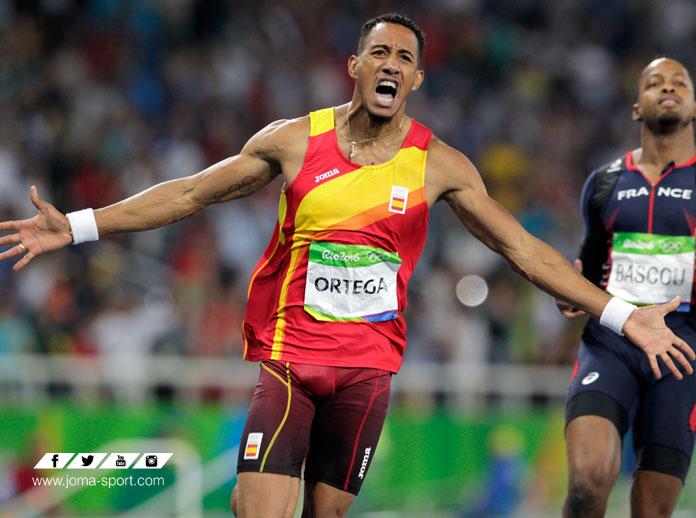 La equipación de Joma para el Comité Olímpico Español triunfa en Río