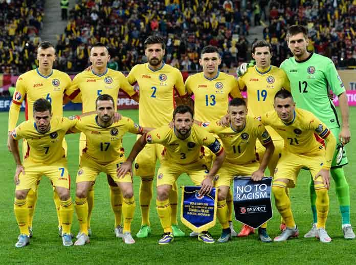 Roumanie, invaincue dans le classement pour le Mondial 2018