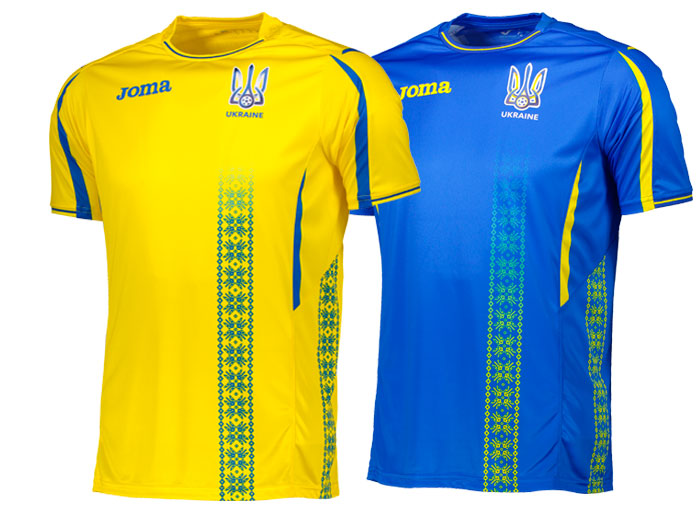 Joma se convierte en patrocinador oficial de la Federación de Fútbol de Ucrania
