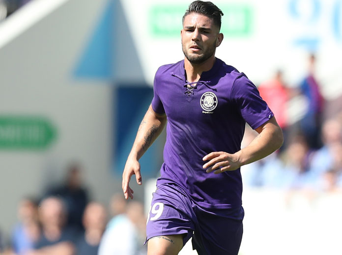 Toulouse FC celebrates 80th anniversary with retro Joma shirt