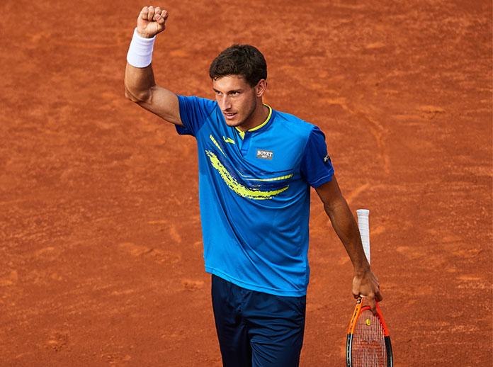 Пабло Карреньо – победитель открытого чемпионата Эшторила по теннису