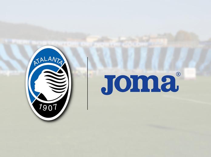 Joma vestirá al Atalanta B.C. en la Seria A de Italia