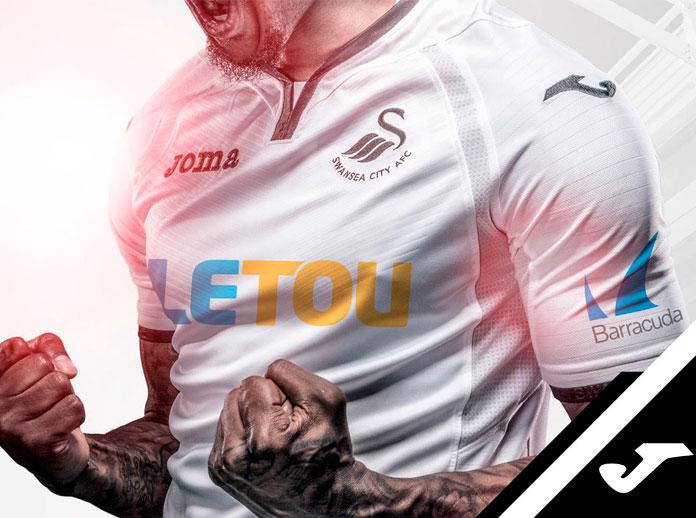 talkSPORT selecciona la camiseta del Swansea City como una de las mejores de la Premier League