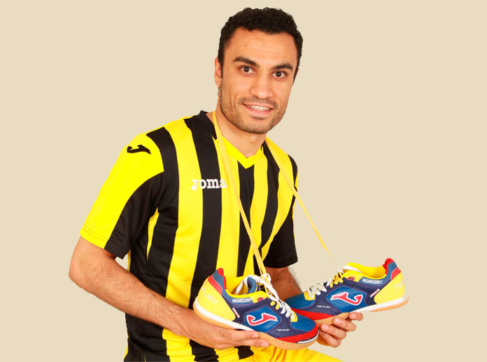 Ali Asghar, named the best futsal player in Iran