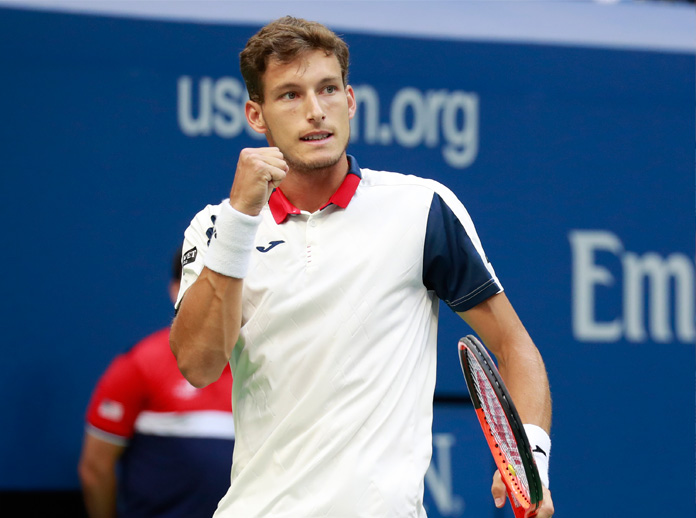 Pablo Carreno-Busta entre dans le Top Ten de l´ATP