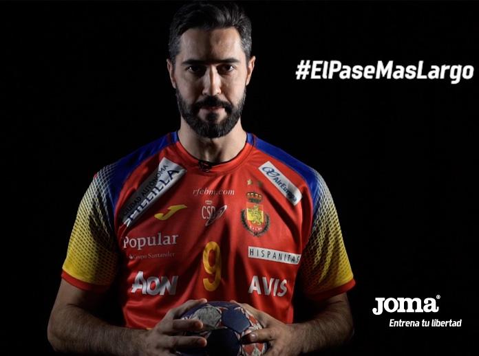 Participa en el concurso #ElPaseMasLargo y gana una equipación para tu equipo de balonmano