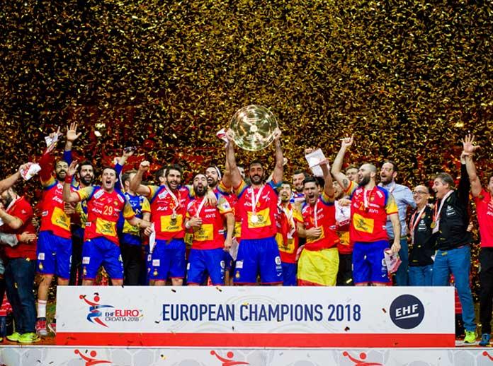 Los Hispanos se proclaman campeones de Europa