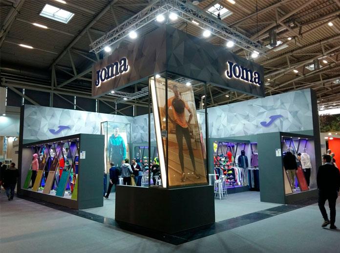 Joma presenta ad ISPO 2018 le novità del tessile e della calzatura