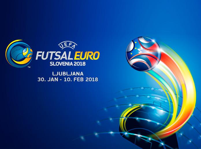 Importante presenza di Joma all'Europeo di Futsal in Slovenia
