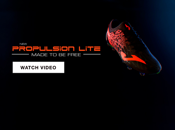 Joma launch its new Propulsion Lite