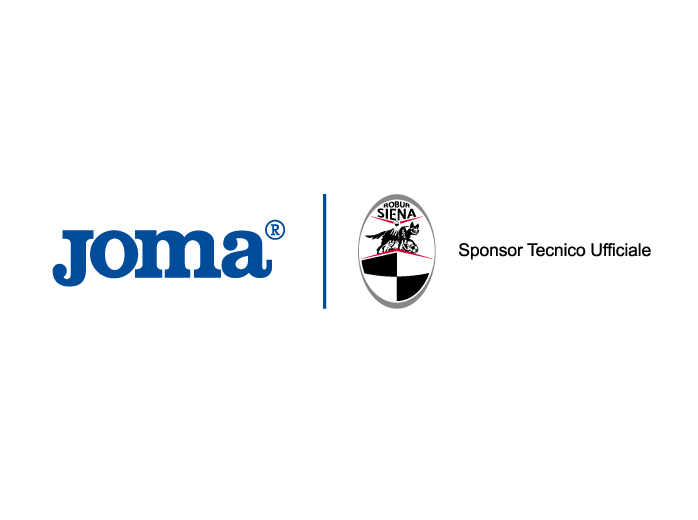 Joma nuovo sponsor tecnico della Robur Siena