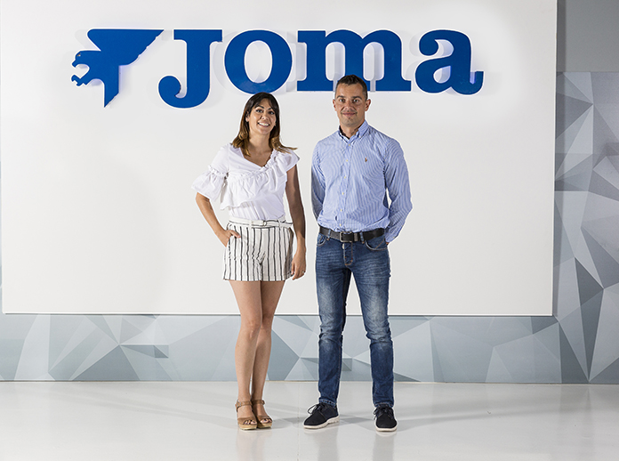 Sponsorship between Slovenian Handball Federation and Joma