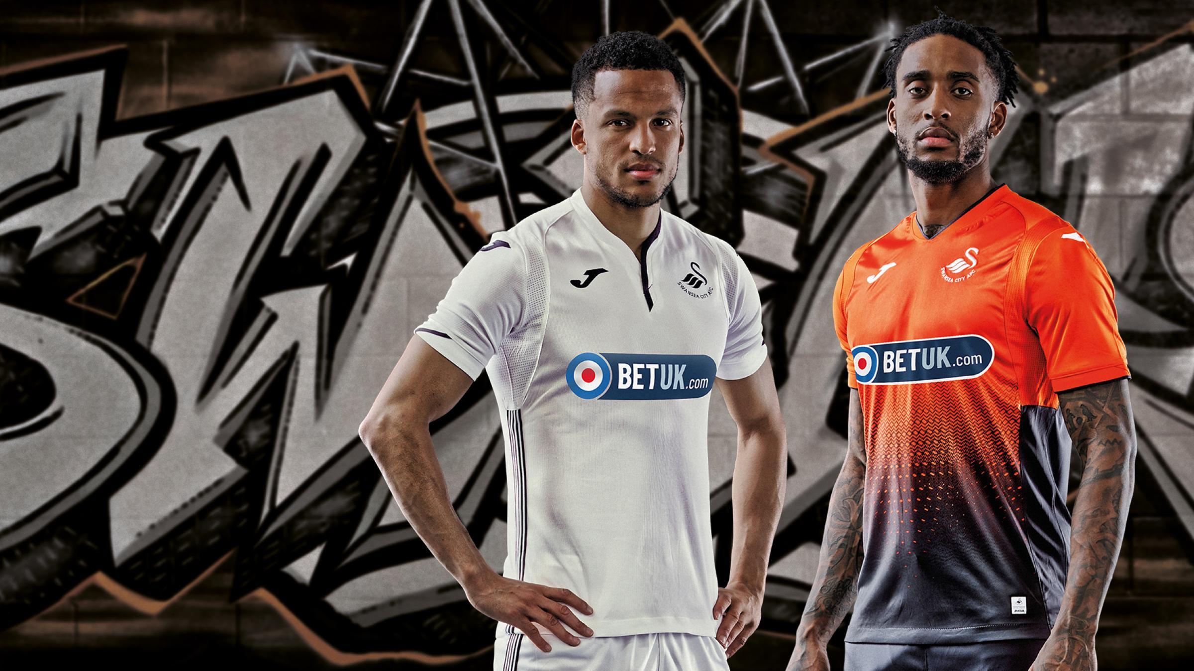 Swansea New Kit Launch 2018/2019